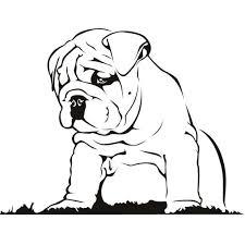 Small Picture English Bulldog Puppy Coloring Pages Coloring Pages Bulldog Puppy
