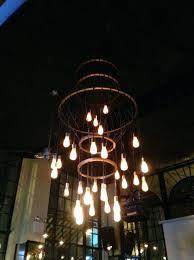 hanging bulb chandelier hanging bulb chandelier diy hanging bulb chandelier