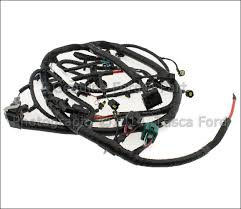 new oem engine control sensor wire harness f250 f350 f450 f550 4c3z12b637ca