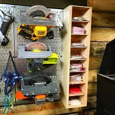 brilliant tool storage ideas for garage