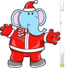 christmas elephant clip art. Modren Christmas Christmas Holiday Santa Elephant Intended Clip Art