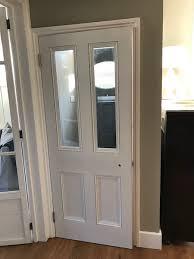 white wood door. Bay Joinery - Swansea Service Doors White Wood Door