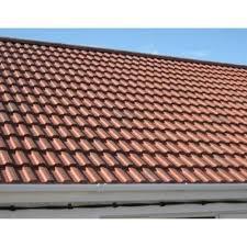 concrete roof tiles 20 25 mm