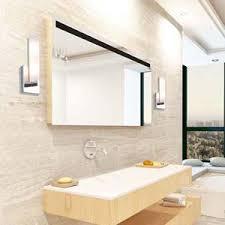 modern bathroom wall sconces. Bathroom Wall Sconces Modern D