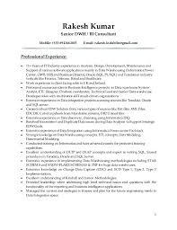1 Rakesh Kumar Senior DWH / BI Consultant Mobile: +353 8941662855 E-mail ...