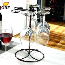 wine glasses rack es glass wall stemware ikea stemware holder mounted chrome image rack ikea