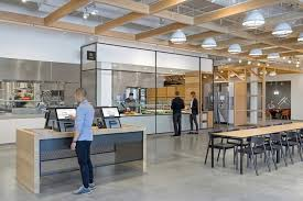 office cafeteria. Brilliant Office New Kitchen Spaces Of EBayu0027s San Jose Offices U201cThe Kitchenu201d  Food Experience Cultivates Community And Reimagines The Corporate Cafeteria Intended Office Cafeteria B