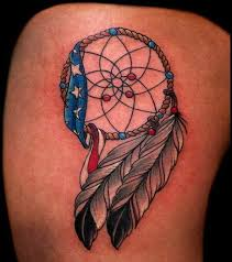 Dream Catcher Tattoo For Men 100 Dreamcatcher Tattoo Designs 100 58