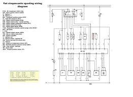 general wiring diagram the fiat forum