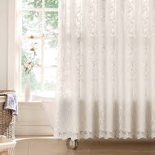 white lace shower curtain. LUXURY VICTORIAN LACE SHOWER CURTAIN CREAM NATURAL 71\ White Lace Shower Curtain