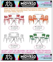 restaurant furniture table chairs set mid year