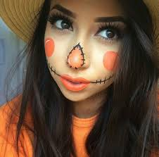 well i m gunna be a scarecrow this year time to look up some diy makeup