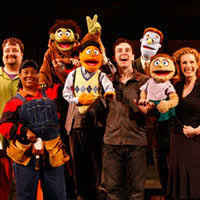 Avenue Q - Cadillac Palace Theatre - Chicago
