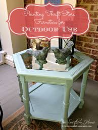 Best 25 Painted Patio Furniture Ideas On Pinterest  Painted Redoing Outdoor Furniture