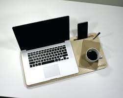 sightly wooden lap desk with storage image pillow table forp cup her lapdeskportable tray stand er