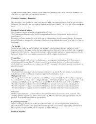 Ideas Of Executive Summary Resume Resume Templates Epic Executive