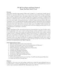 what does a term paper proposal look like how to write a paper topic proposal thesis statement deans