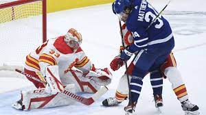 Calgary has fallen to defeat in four of five clashes at scotiabank. Report Cards Shorthanded Toronto Maple Leafs Shut Out By David Rittich The Flames