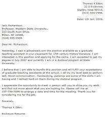 Good Cover Letter Sample For Fresh Graduate Sample Cover Letter For