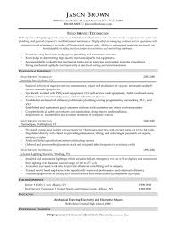 Industrial Resume Objective Maintenance Mechanic Resumes Objective For Technician Bongdaao Com 24