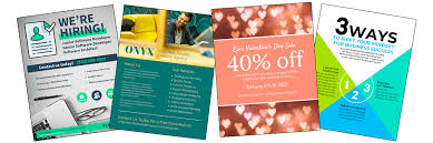 Advertising Flyers Samples 50 Captivating Flyer Examples Templates And Design Tips