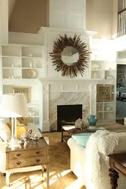 Where is wall art above fireplace. From?