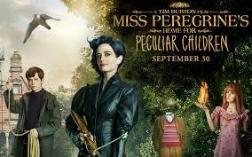 Trailer: Eva Green is Miss Peregrine in Tim Burton's latest film