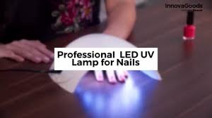 Innovagoods Wellness Beauté Professional Led Uv Lamp For Nails