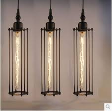lighting industrial look. Pipe Lamps Industrial Look Wall Creative Three Heads In Lighting Design 15 V