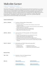 Video Production Resume Samples Video Producer Resume Samples Templates Visualcv