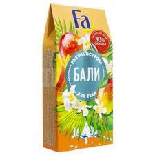 Подарочный <b>набор Fa Ритмы острова</b> Бали 1шт купить в ...