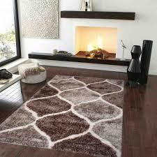 home interior scarce rugs 5x7 ottomanson contemporary moroccan trellis gray 5 ft x 7 area
