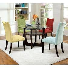Colorful Dining Room Tables New Decorating