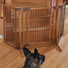 orvis dog crate furniture. Perfect Dog FreeStanding Dog Gate With Door Intended Orvis Crate Furniture B