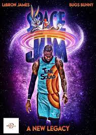 Space Jam A New Legacy DVD