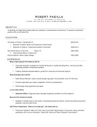 Gaffer Resume - Resume Ideas