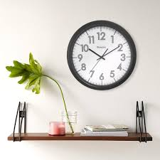 office wall clocks large. Round Office Wall Clock Clocks Large A