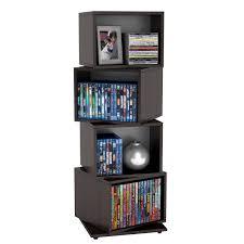modern dvd rack