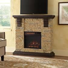 electric fireplace mantel diy