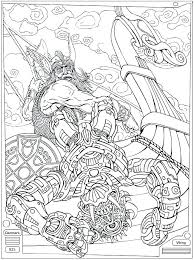 Fantasy Coloring Pages For Adults Fantasy Coloring Pages Adult