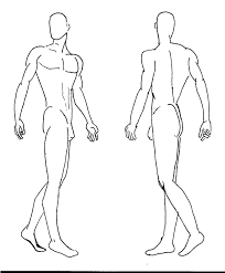 Body Proportions Theory And Practice Fashion Illustration Male
