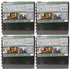 Best Step Interlocking fort Flooring 8 Pack plus Borders 2 x 2