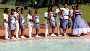 Celebrities Wedding Pictures In South Africa