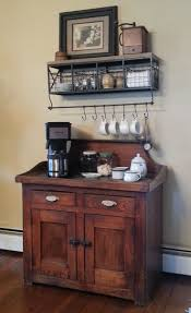 Kitchen Coffee Station Best 25 Coffee Counter Ideas On Pinterest Kitchen Counter