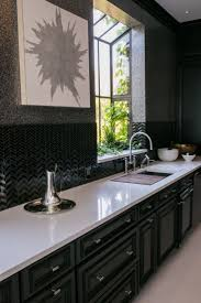 Onyx Opulence Kitchen