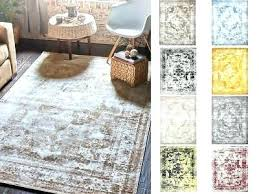 vintage persian rugs charming style area vibrant yellow sunflowers special traditional inspired faded transitional rug multi color all sizes in