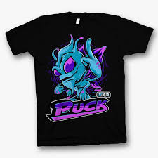 mens dota 2 puck t shirt black lazada ph