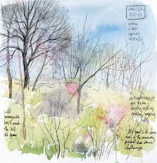 Cathy Johnson | Watercolor journal, Sketchbook art journal, Nature sketch