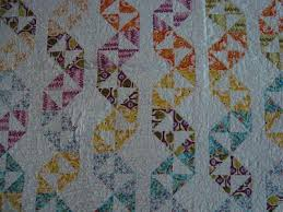 45 best Broken Dishes QUILTS images on Pinterest | Quilting ideas ... & Craizee Corners: Broken dishes with white vertical sashing. Ribbon like  effect. Adamdwight.com