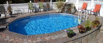 14x24 vinyl inground pool design by gus pools